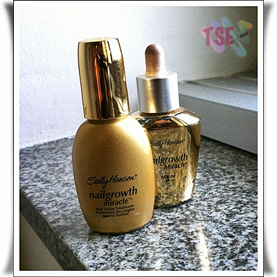 Nailgrowth Miracle™ e Nailgrowth Miracle Sérum