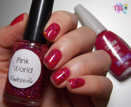 Pink World 3