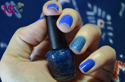 Bleu Majorelle & Sand II