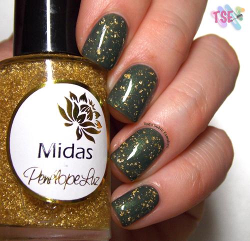 Bronze Green Midas 1