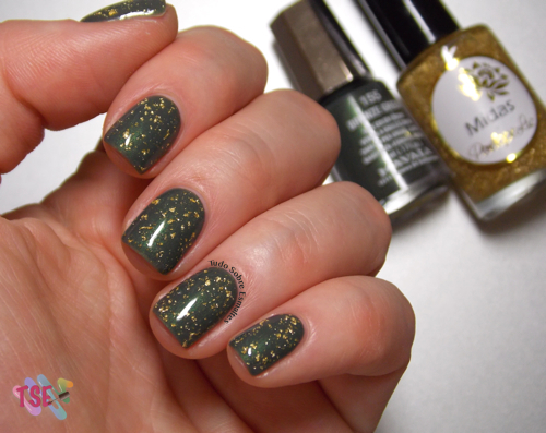 Bronze Green Midas 2