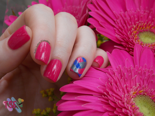 Braided nail 1