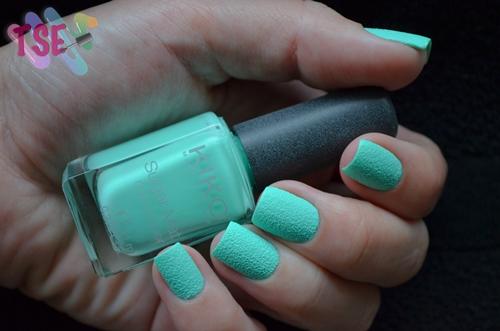 Green Nails I