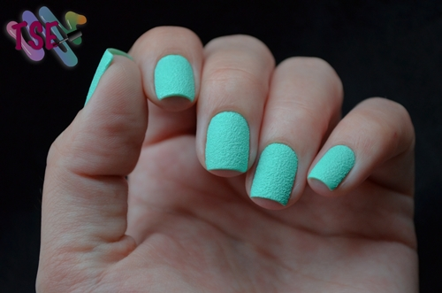 Green Nails II