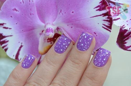Violet Nails II