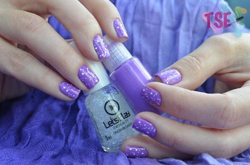Violet Nails III