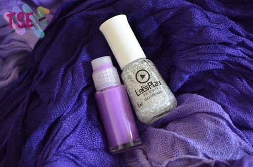 Violet Nails V