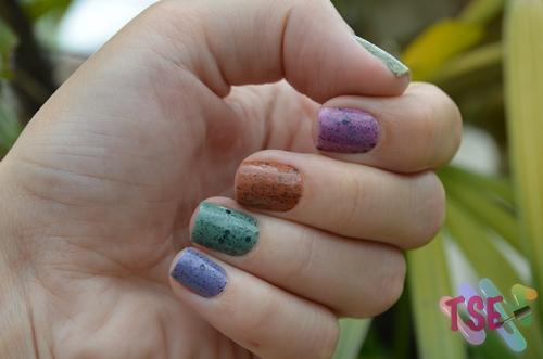 Rainbow Glitters V
