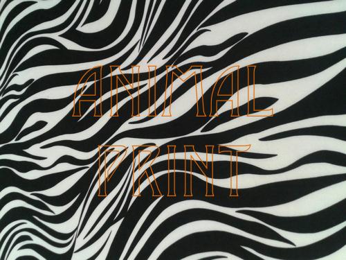 Animal-Print