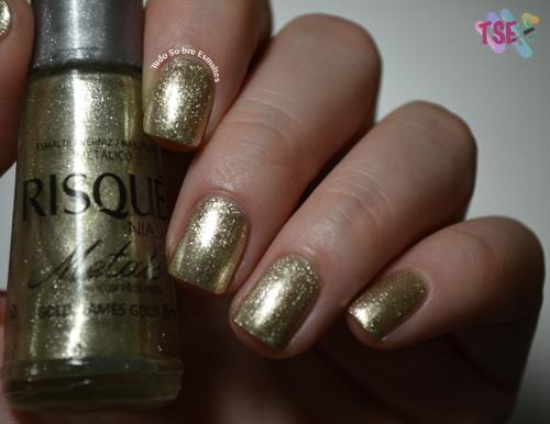 Gold James 1