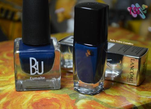 Bleu de Flore comparação 2