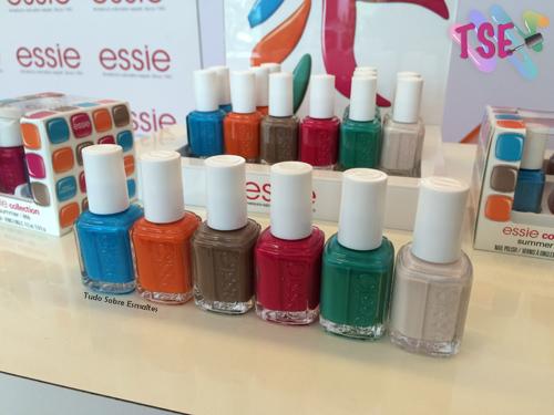 Coleção Verão 2015 Essie