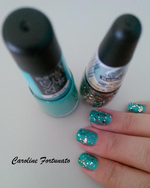 [2014-05-30] Verde com Glitter