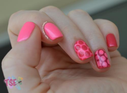 Pink Polka Dots 2