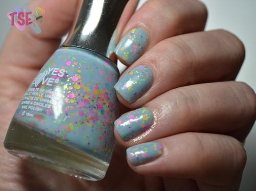 Neon Glitter 1