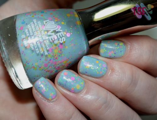 Neon Glitter 2