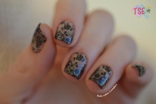 Gradiente floral 4